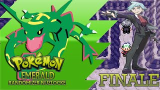 "Pokemon Emerald Randomizer Nuzlocke w/PokeaimMD! - FINALE ""The True Champion"""