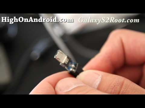 How To Make An OTG USB Host Cable!