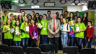 ТюмГУ собрал школьников на весеннюю сессию «Гуманитариус»