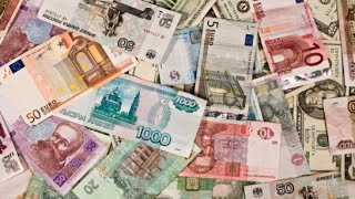 TOP 10 currencies in World Payments