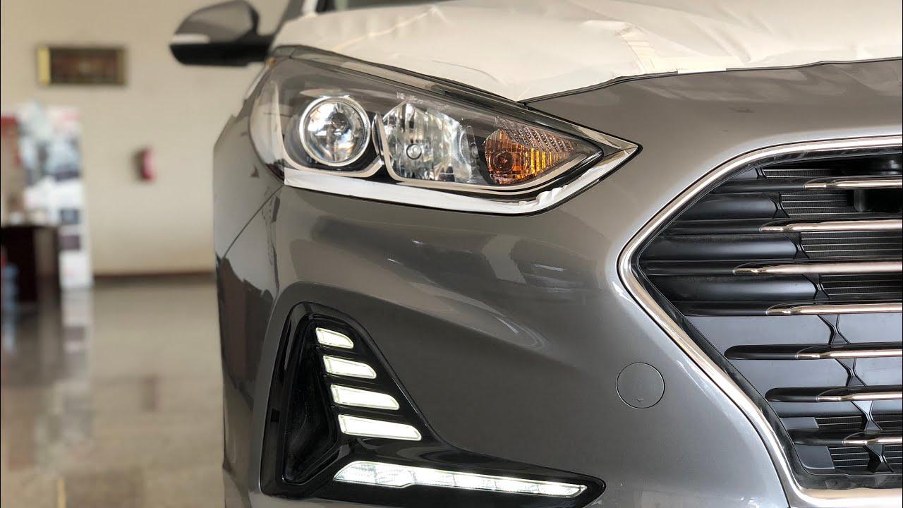 سوناتا 2018 | الدرجة الثالثه بدون بانوراما | قوة المحرك