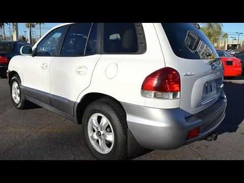 2006 hyundai santa fe reliable auto sales las vegas nv 89104 youtube. Black Bedroom Furniture Sets. Home Design Ideas