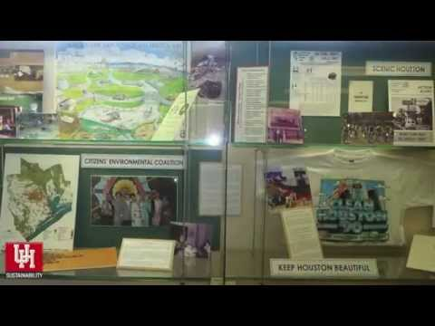 Houston's Environmental Past Exhibit, Houston History: Archives, Magazine, and Oral History