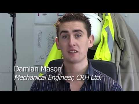 Damien Mason - Mechanical Engineer