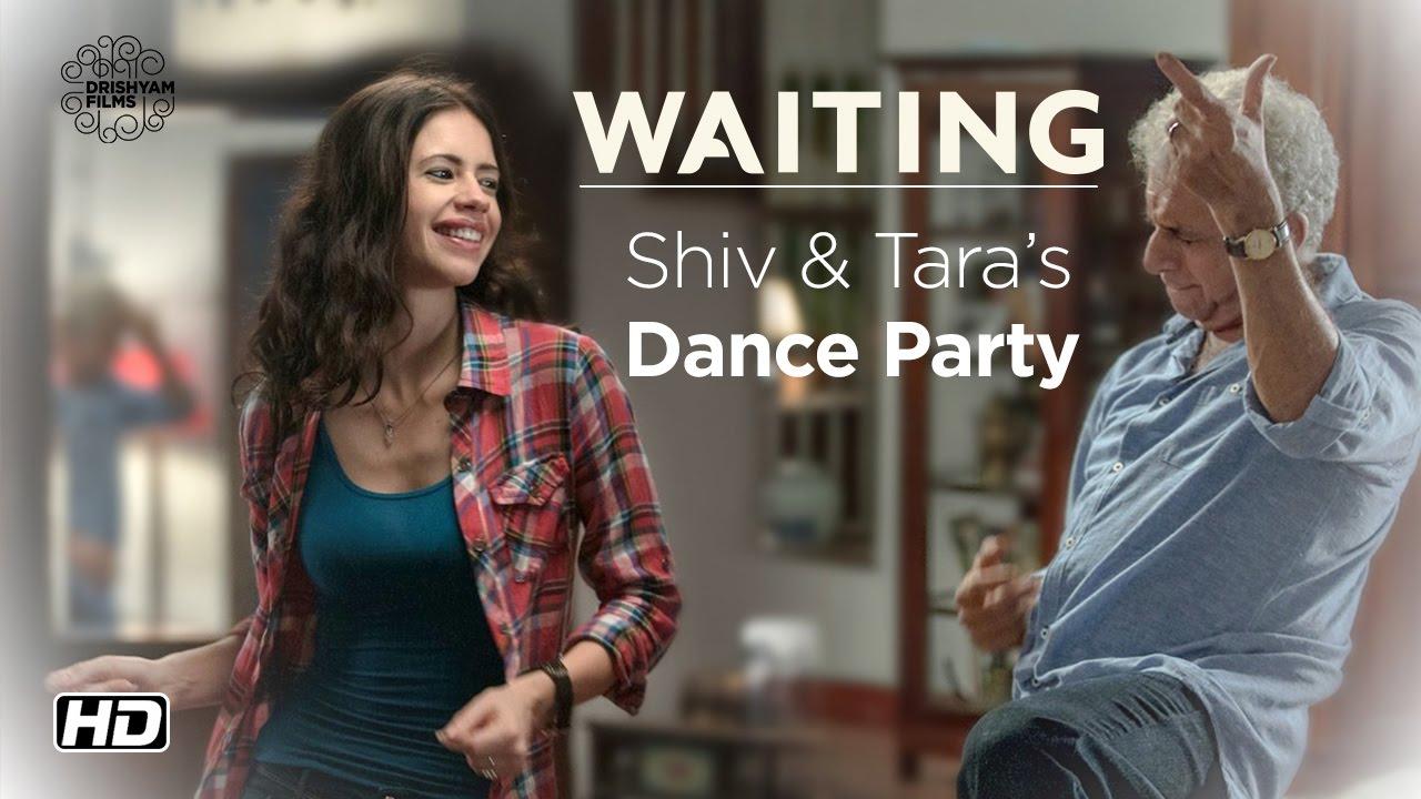 Download WAITING | Shiv and Tara's Dance Party | Now on DVD | Naseeruddin Shah, Kalki Koechlin