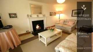 Mabonlaw Holiday Cottage Video Walkthrough Hawick Scottish Borders