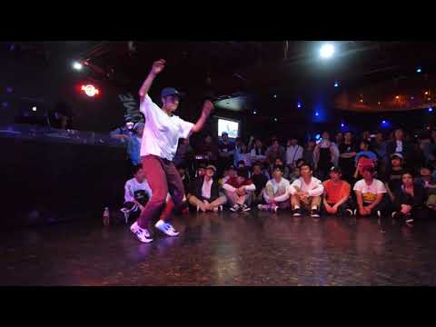 Rio(エンジェライズ) Vs Sor@ FINAL U18 SUPERSTAR DANCE BATTLE 18/5/6