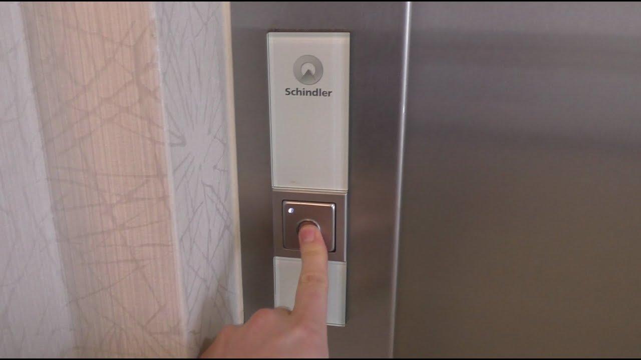 Schindler 3300 Elevators At The Hilton Garden Inn Longview Tx