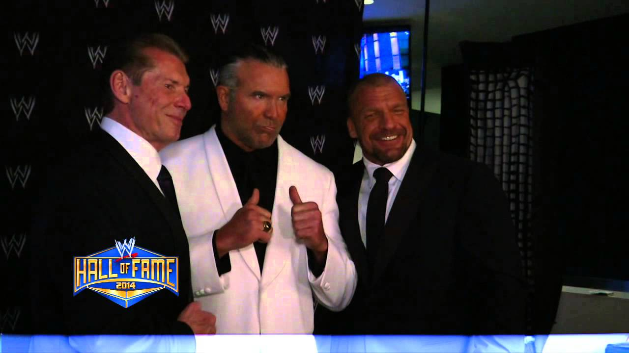 The 2014 WWE Hall of Fame Class receive their rings: April ...Wwe Hall Of Fame 2014 Inductees