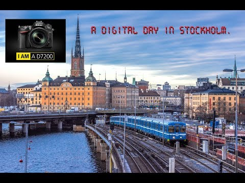 A Digital Day in Stockholm