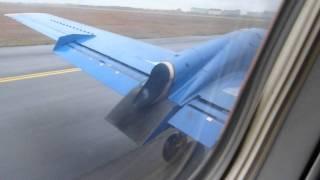 видео: Полет над Омском на самолете Embraer