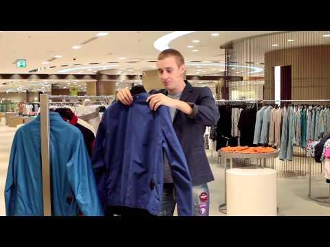 Модный разговор: Мужские ветровки от ведущих брендов по доступной цене