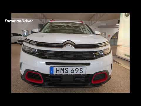 NEW Awesome Citroen C5 Aircross SUV 2019 Walk-Around Review