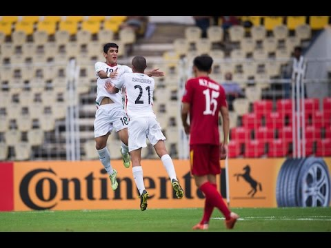 IR Iran vs Vietnam (AFC U-16 Championship 2016: Quarter-final)