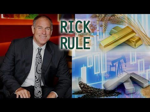 Gold can Rise When Interest Rates Rise - Rick Rule Interview