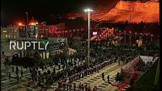 LIVE: Iran's Quds Force General Soleimani laid to rest in his home town Kerman