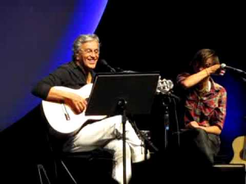 Shimbalaiê - Caetano Canta E Emociona A Gadú