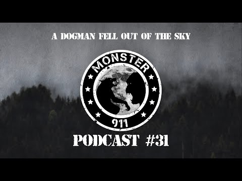 """A Dogman Fell Out Of The Sky! ""-- Episode #31--Dogman Sasquatch Oklahoma Encounters"