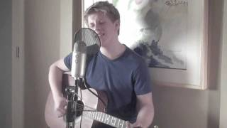 Dreaming with a Broken Heart by John Mayer Cover by 14 yr old Jackson Odell