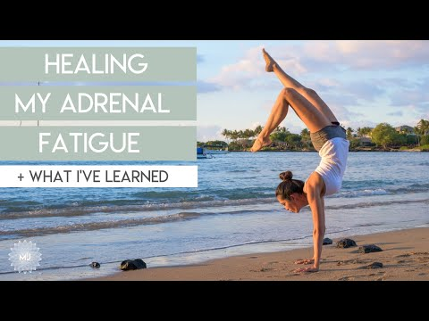 What I've Learned from Healing Adrenal Fatigue