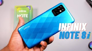 Infinix Note 8i Unboxing and Review