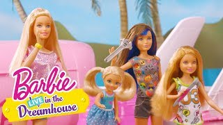 The Only Way to Fly | Barbie LIVE! In the Dreamhouse | Barbie
