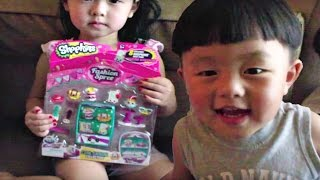 Shopkins Season 3 - Cool Casual Collection Fashion Spree Playset