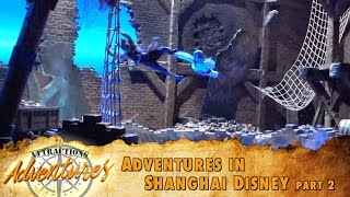 Attractions Adventures - \'Adventures in Shanghai Disney Part 2\' - Oct. 21, 2016