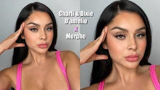 Charli & Dixie MOŔPHE collab tutorial + review!