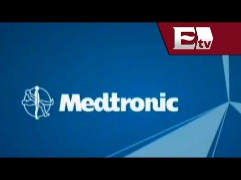Medtronic compra Covidien / Dinero