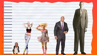 How Tall Is Rita Ora? - Height Comparison!