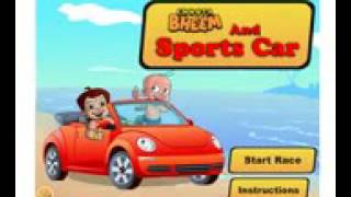 Chhota Bheem Racing Sport Car Game-Show, Live-Pogo Tv-Cartoon-Show Heute Waptubes Com