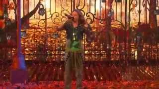 Beatrice Miller - Chasing Cars The X Factor USA 2012 (Thanksgiving week) Live Show 6