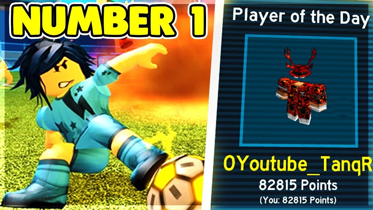 I Became The Top Player On The Leaderboards Super Striker League