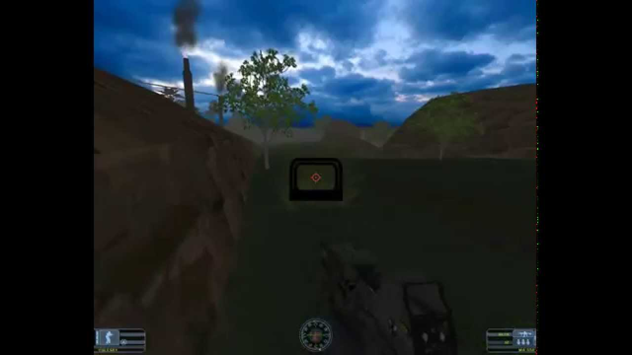 Ghost Recon First Person Mod
