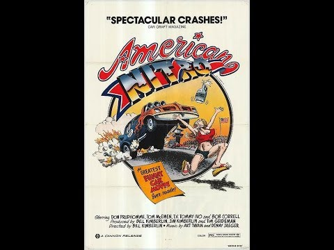 Cannon Films Countdown #36 - American Nitro  Ft The Loose Cannons