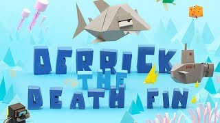 Derrick the Deathfin (PC,Mac,Linux,PS3) Thoughts and Impressions