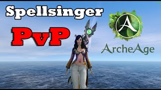 ArcheAge | Spellsinger | PvP Video
