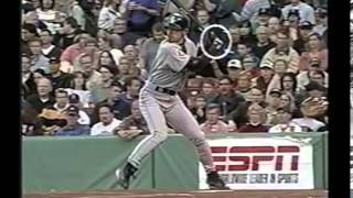 MLB 2001 08 05 Seattle Mariners@Cleveland Indians 360p mp4