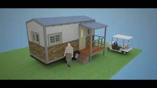 How To Design A Tiny House On Wheels Or Free Standing Tiny House