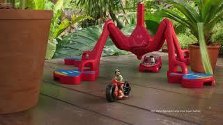 "Kinder Joy TVC 2017-2018 ""Miniatu..."