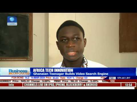 Ghananian Student Develops 'Mudclo' Video Search Engine