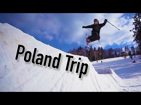 Olle Lundqvist & Freddie Grann Polandtrip