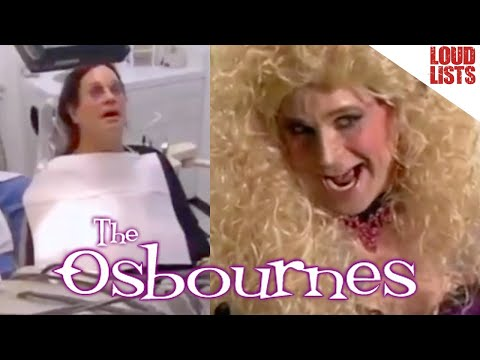 The Osbournes Being Iconic for Six Minutes Straight