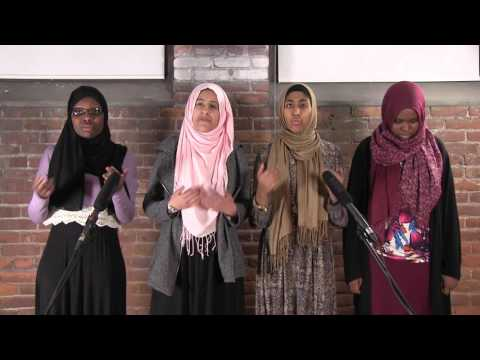Muslim Teenagers Use Slam Poetry To Educate Others About Their Faith