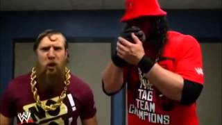 The JBL & Cole Show - Daniel Bryan Rapping With Kane