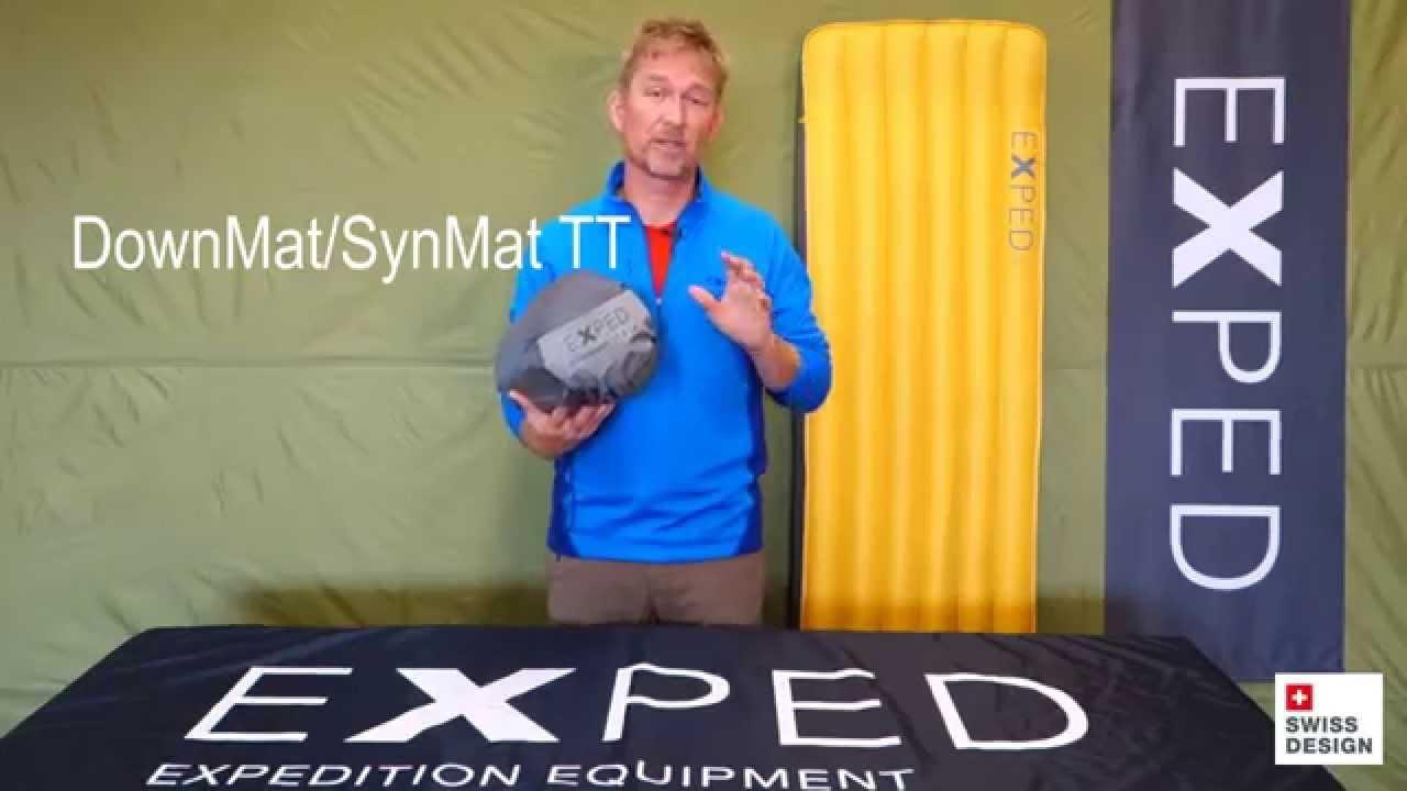 Exped DownMat TT 9 Isomatte