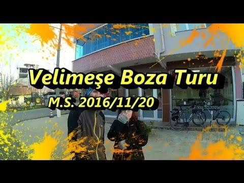 2016/11/20 Velimeşe Boza Turu