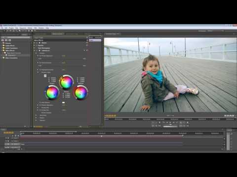 [ Tutorial ] Hướng dẫn sử dụng Magic Bullet chỉnh màu trong Adobe premiere