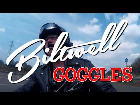 f40365ceee90 Biltwell Goggles over specs  - YouTube